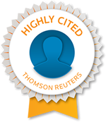 Thomson Reuters highly cited researchers